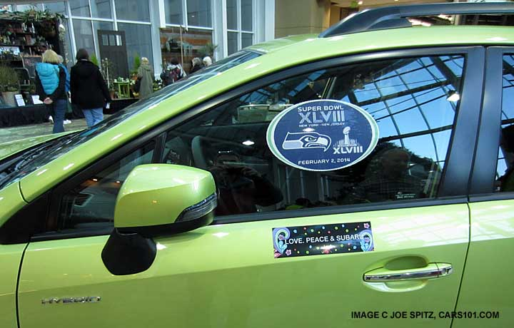 Subaru Sponsors The Nw Flower And Garden Show