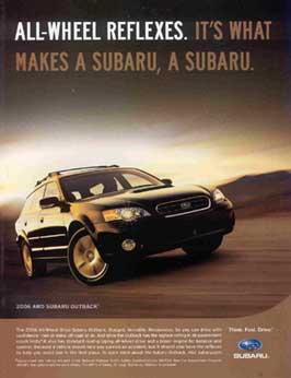 Forester Xt For Sale >> Subaru Advertising Over The Years