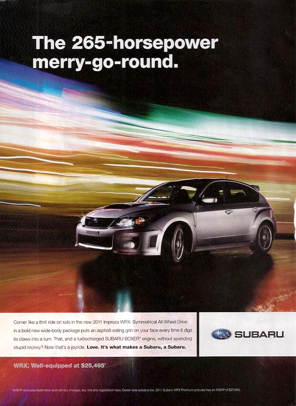 """subaru marketing analysis """"maine is a great market for subarus, as are the states of the  in her case  analysis, phillips found that """"lesbian subaru owners had a high."""
