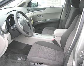 Tribeca Consolegray A on Dashboard 2006 Subaru B9 Tribeca