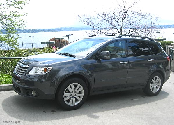 2008 Subaru Tribeca Research Site