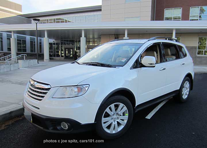 2014 subaru tribeca images and photo graphs. Black Bedroom Furniture Sets. Home Design Ideas
