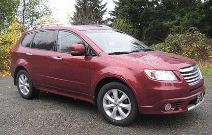 2012 Subaru Tribeca Research Site