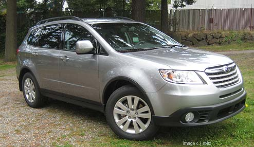 2011 Subaru Tribeca Research Site