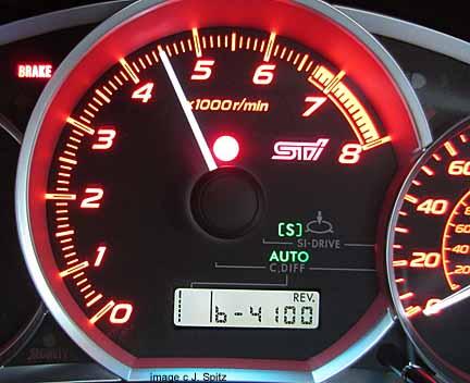 2013 And 2012 Subaru Sti Photographs And Images