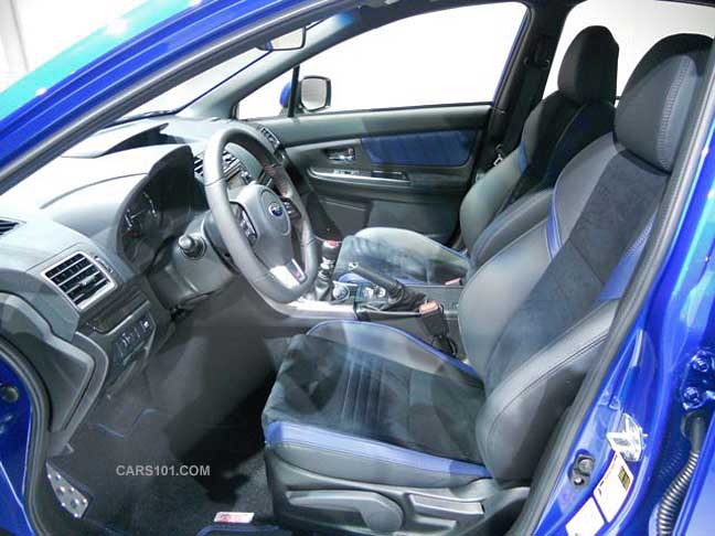 Subaru Wrx Sti Launch Edition >> 2015 Subaru Wrx Sti Launch Edition And Limited Photographs Taken