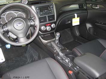 2014 Subaru Wrx And Sti Research Page Wrx Premium Limited