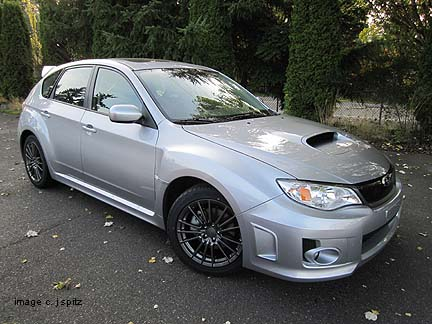 2012 Subaru Wrx And Sti Research Page Wrx Premium Limited And