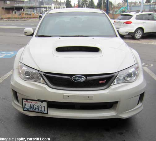 2014 Subaru WRX and STI research page: WRX, Premium, Limited, and ...