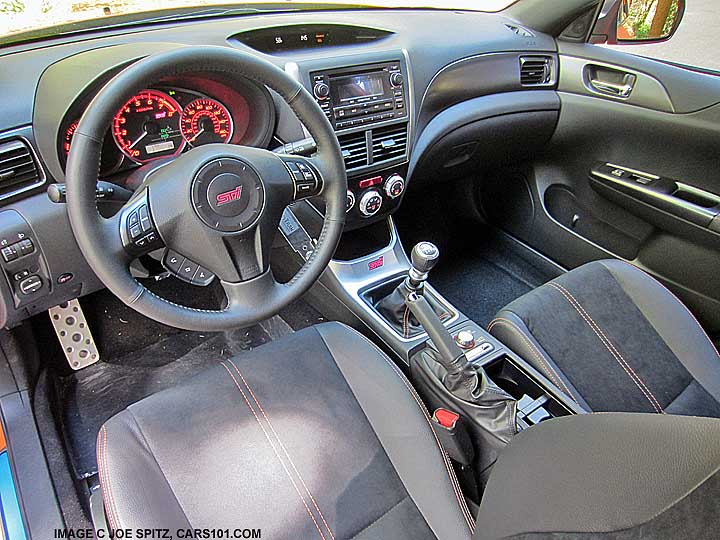 2013 Subaru Wrx And Sti Special Edition Sedan Photo Page