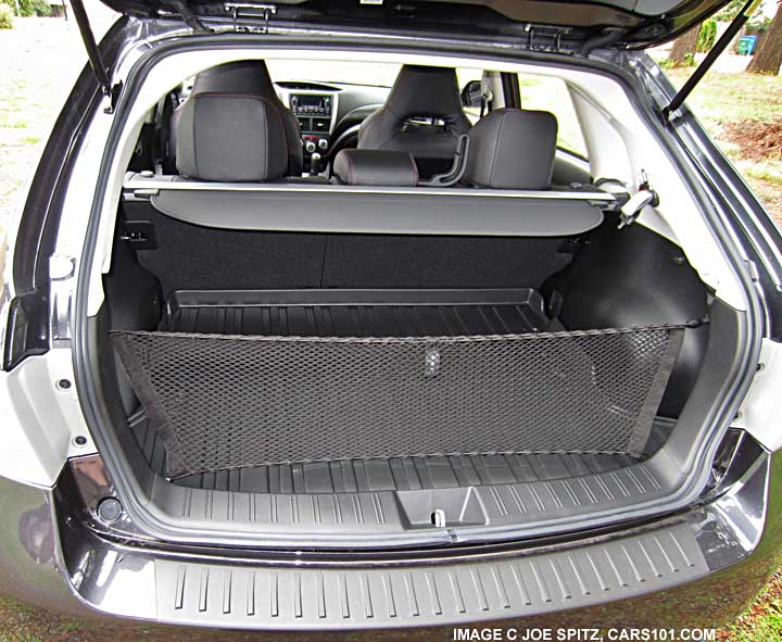 2014 Wrx And Sti Interior Images And Photographs
