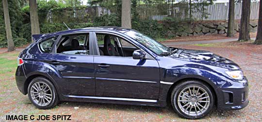 subaru impreza 2014 hatchback. plasma blue 2014 subaru impreza wrx hatchback l