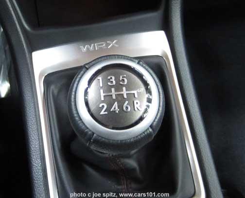 2015 Subaru WRX and STI spec page