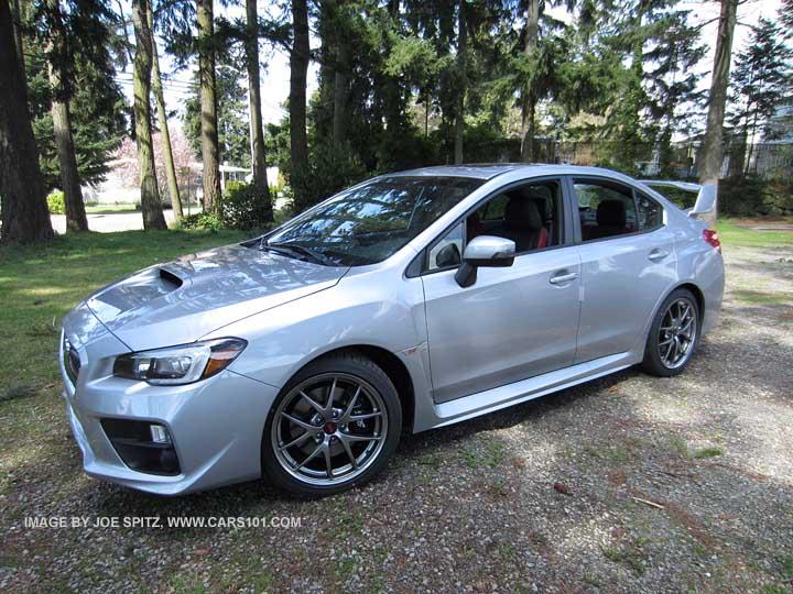 2015 Subaru STI exterior photo page