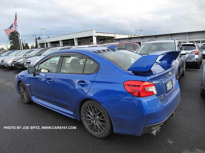 Wrx Cvt >> Options and Upgrades- 2015 Subaru WRX and STI Research Website