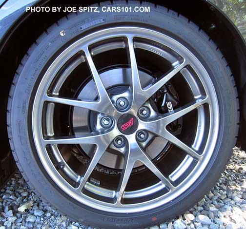 2016 Subaru Wrx And Sti Research Spec Page Options