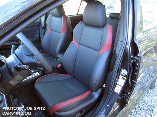 2016 Subaru Sti Interior Photo Page Sti Limited Series