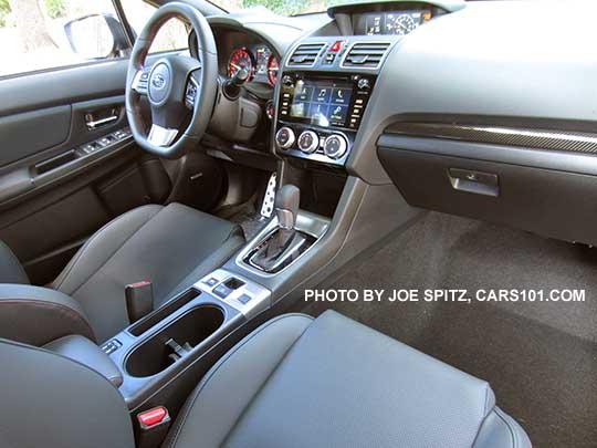 2016 Subaru WRX Interior photo research page