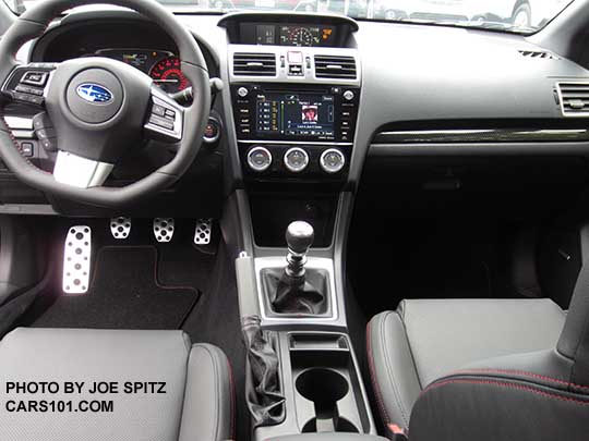 02 Wrx Interior Ideas