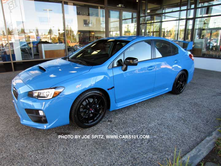 Subaru Crosstrek Sti Wheels >> 2016 Subaru STI exterior photo page
