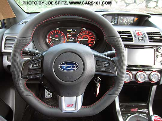 2016 subaru wrx and sti research spec page options. Black Bedroom Furniture Sets. Home Design Ideas