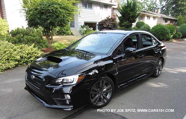 2016 Subaru Wrx Exterior Photo Page