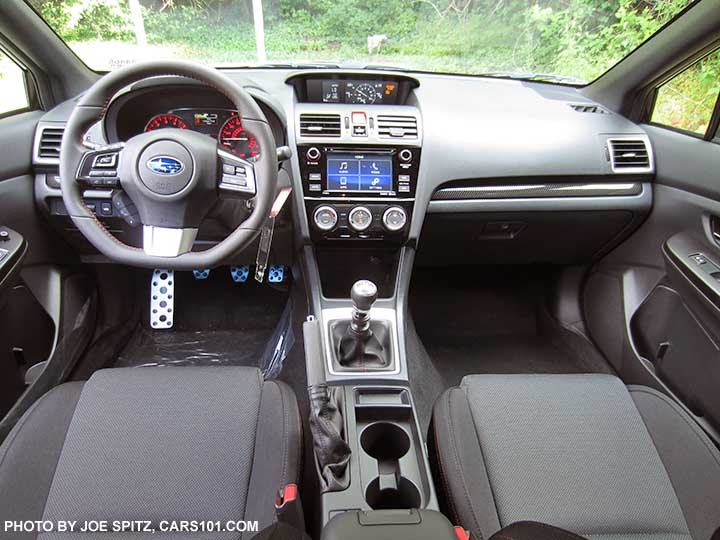2017 Subaru Wrx And Sti Interior Photo Research Page | 2017 - 2018 ...