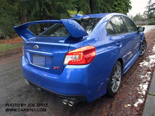 2017 subaru sti exterior photo page cars101 com