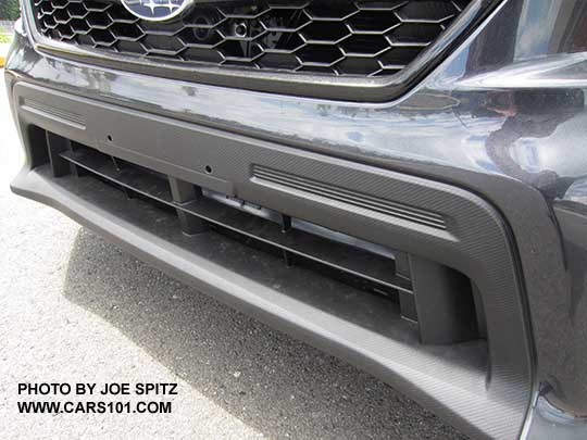 2018 subaru maintenance schedule. plain maintenance 2018 subaru wrx new for front bumper fascia air intake outside trim in subaru maintenance schedule r