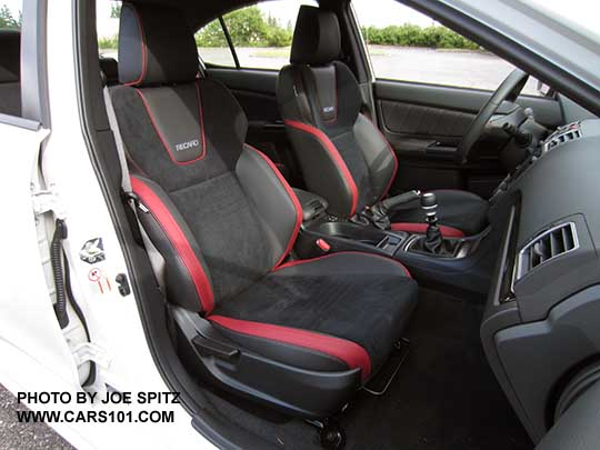 I Mean Yea You Could Run A 5 Point Harness But That S The Same As If Were Doing It With Base Or Regular Leather Alcantara Seats