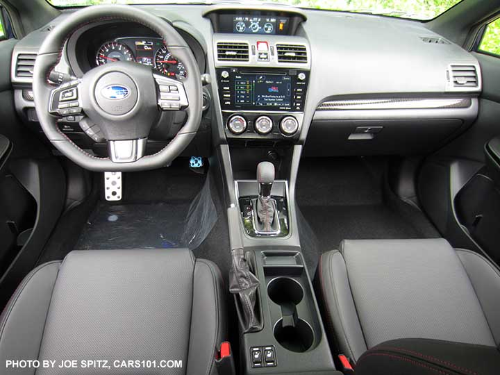 Best Of 2018 Subaru Wrx Interior