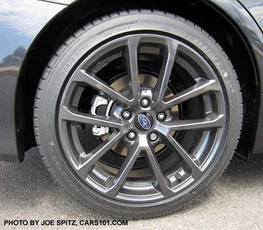 2019 Subaru Wrx And Sti Research Specs Options Photos Prices