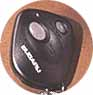 Subaru remote keyless entry and alarm