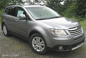 subaru tribeca specifications options colors photos and more rh cars101 com 2007 Subaru Tribeca 2009 Subaru Tribeca