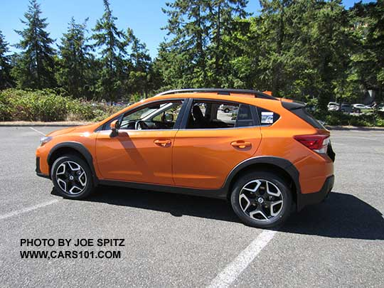 2019 Subaru Crosstrek Research Webpage