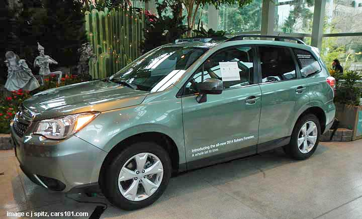 2014 Subaru Forester, photo page #4