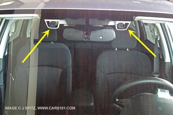 2016 2 15 Subaru Forester Eyesight Cameras