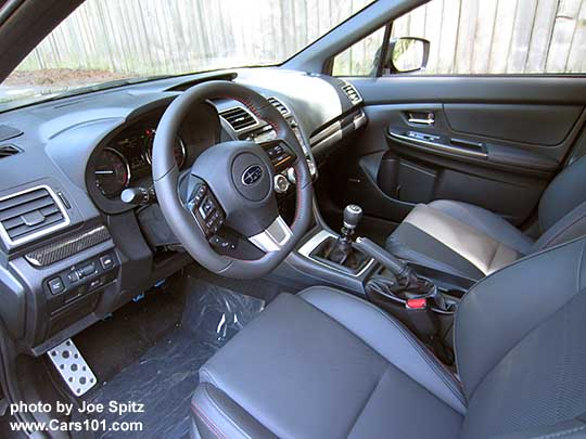2017 Subaru Wrx And Sti Interior Photo Research Page